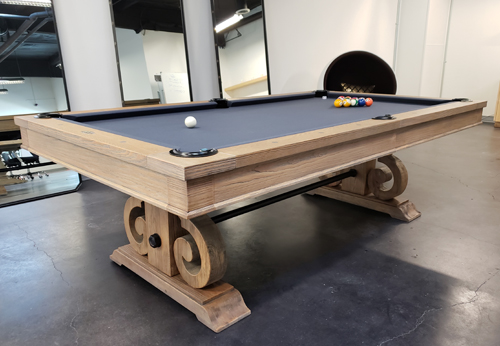 Barnstable Chestnut Pool Table Los Angeles 8 Ft Pool Tables