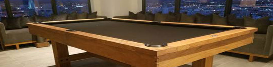 Choose From Our Exquisite Selection Of Pool Tables: