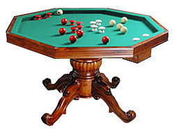 Honey Poker Table