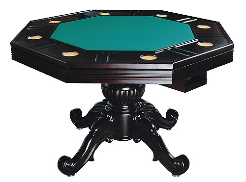 Cherry Poker Table