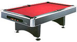 Black Pearl Pool Table
