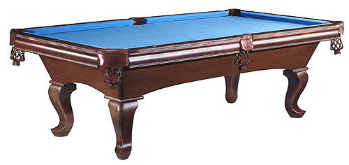 Denver Teak Pool Table