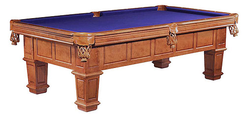 Gulf Honey Pool Table