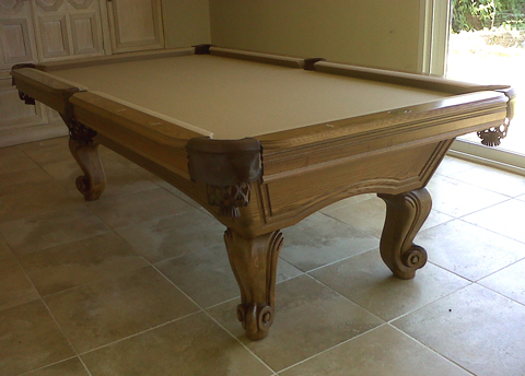 Exceptional SoCal Pool Tables