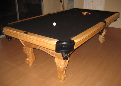 Attractive SoCal Pool Tables